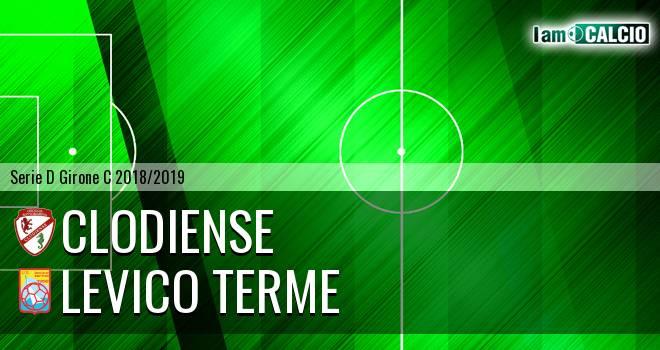 Clodiense - Levico Terme
