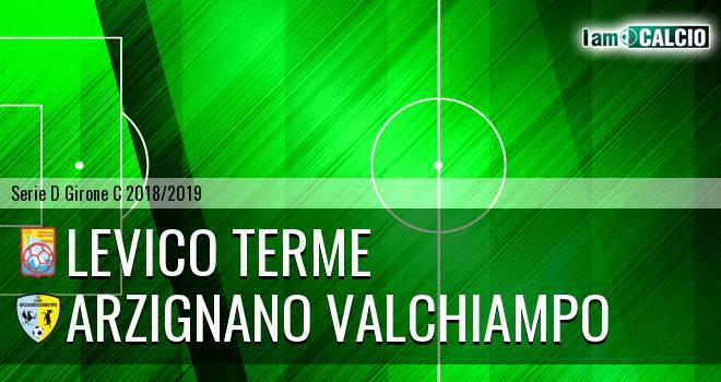 Levico Terme - Arzignano Valchiampo