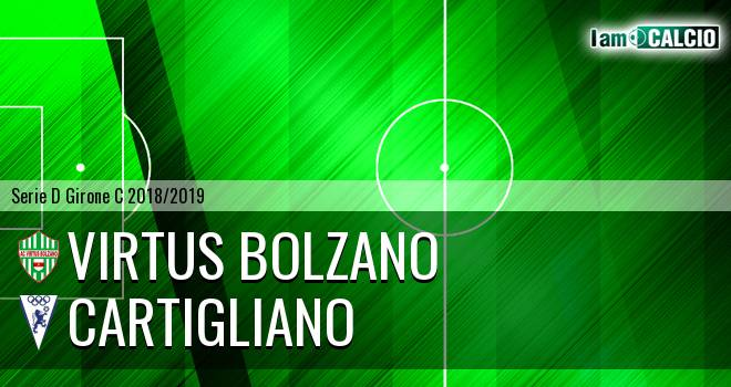 Virtus Bolzano - Cartigliano