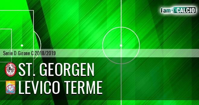 St. Georgen - Levico Terme