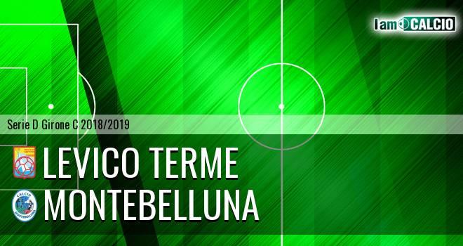 Levico Terme - Montebelluna