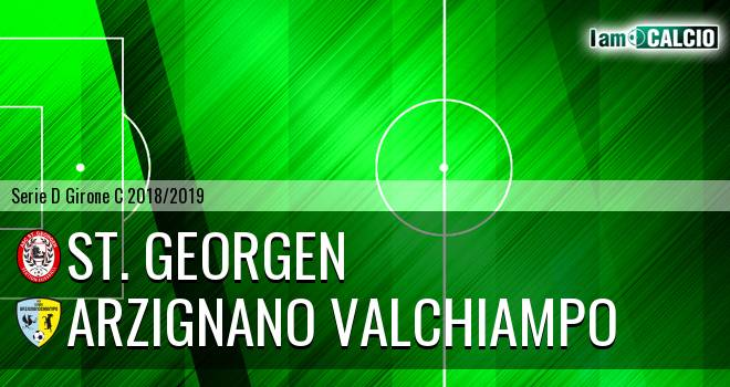 St. Georgen - Arzignano Valchiampo