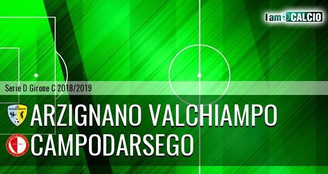 Arzignano Valchiampo - Campodarsego