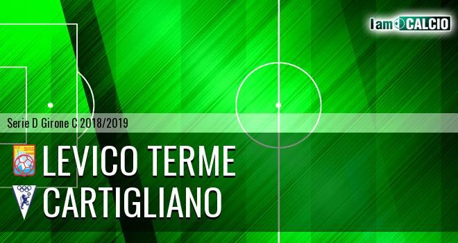 Levico Terme - Cartigliano