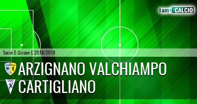 Arzignano Valchiampo - Cartigliano