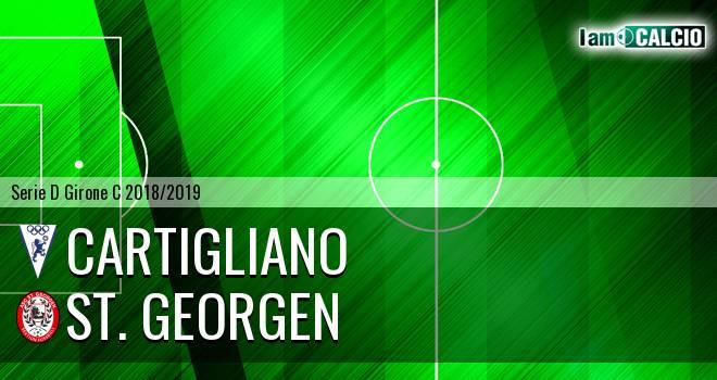 Cartigliano - St. Georgen