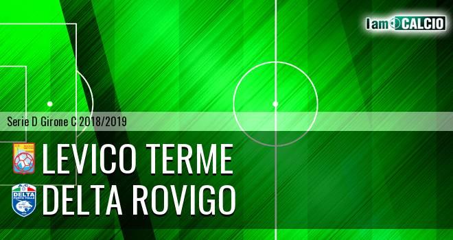 Levico Terme - Delta Rovigo