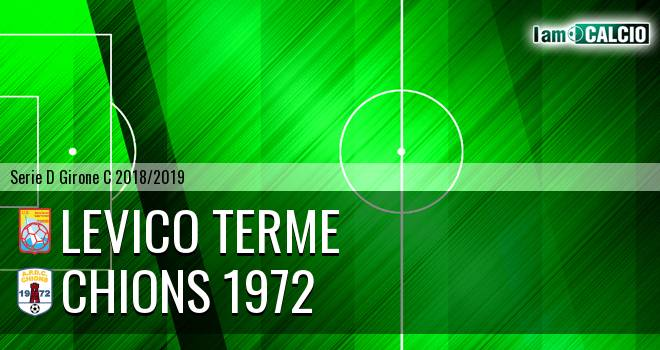 Levico Terme - Chions
