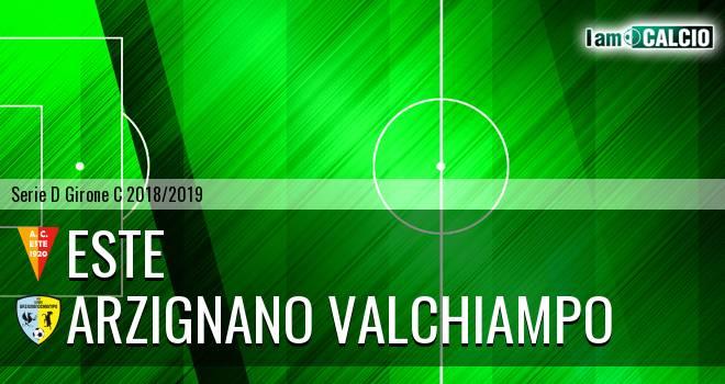 Este - Arzignano Valchiampo