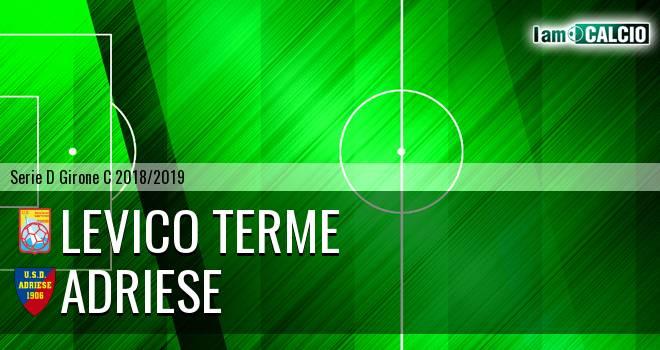 Levico Terme - Adriese