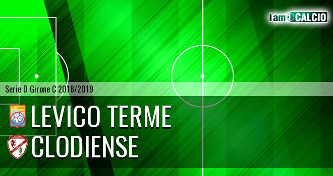 Levico Terme - Clodiense
