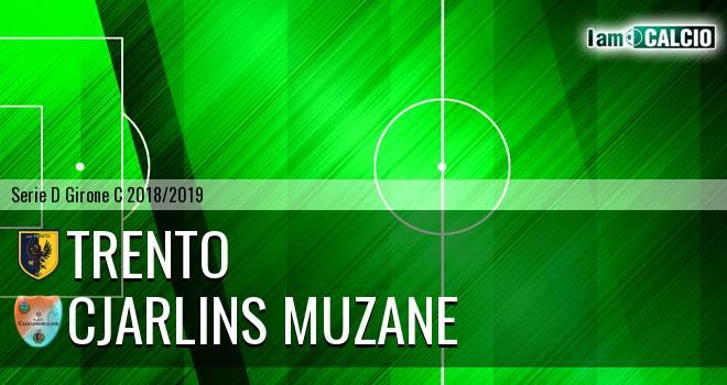 Trento - Cjarlins Muzane
