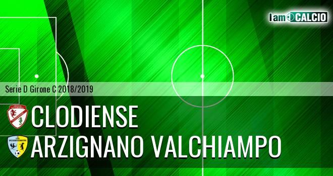 Clodiense - Arzignano Valchiampo