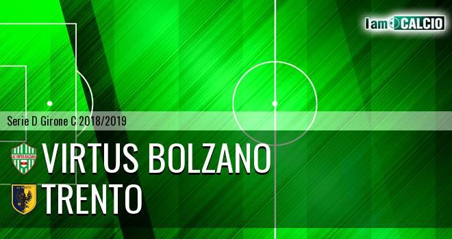 Virtus Bolzano - Trento