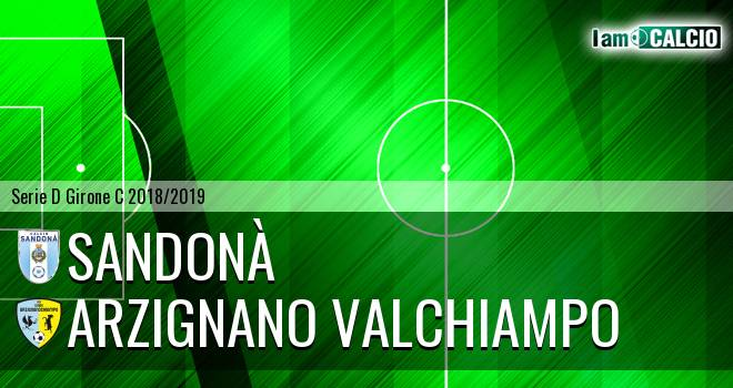 Sandonà - Arzignano Valchiampo