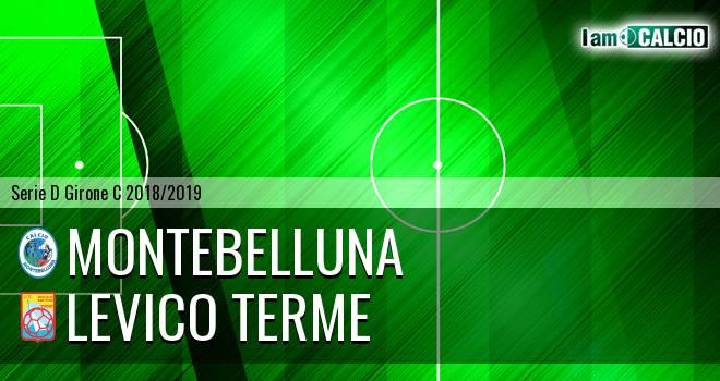 Montebelluna - Levico Terme