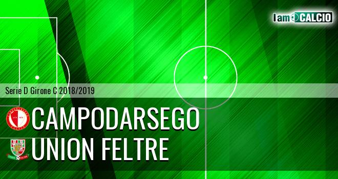 Campodarsego - Union Feltre