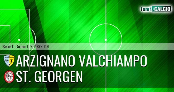 Arzignano Valchiampo - St. Georgen