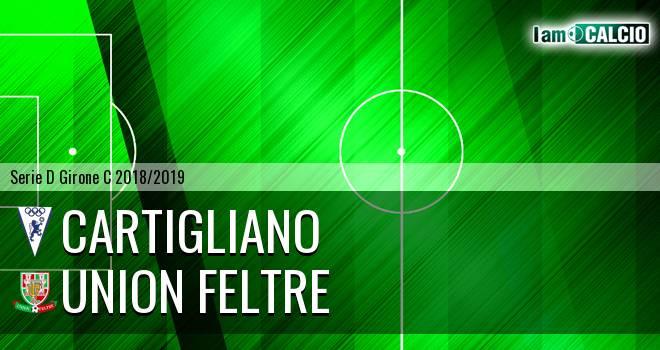Cartigliano - Union Feltre