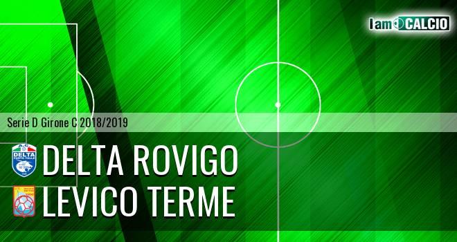 Delta Rovigo - Levico Terme