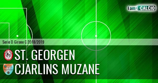 St. Georgen - Cjarlins Muzane