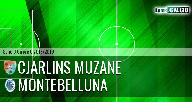 Cjarlins Muzane - Montebelluna