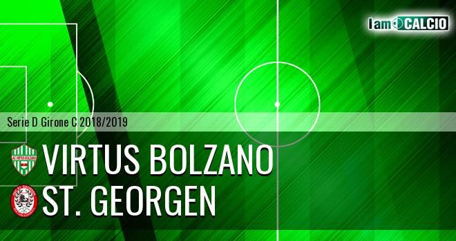 Virtus Bolzano - St. Georgen