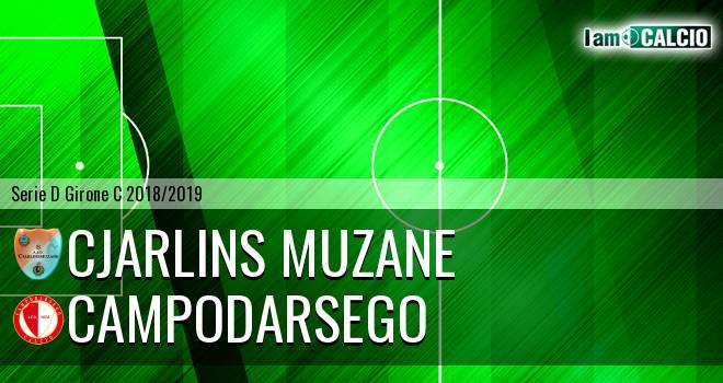 Cjarlins Muzane - Campodarsego