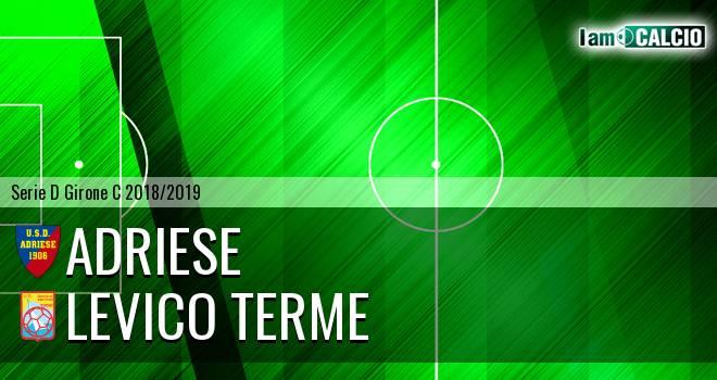 Adriese - Levico Terme
