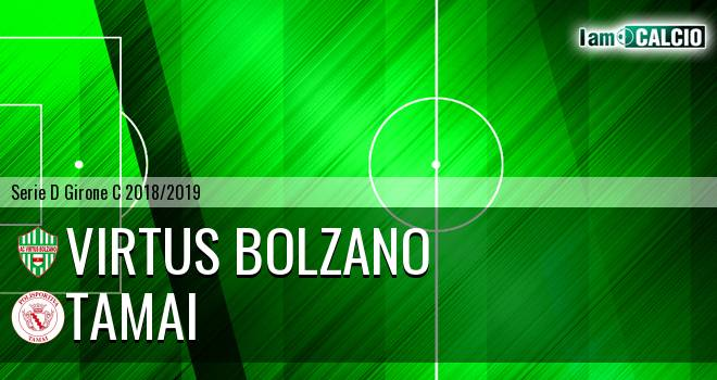 Virtus Bolzano - Tamai