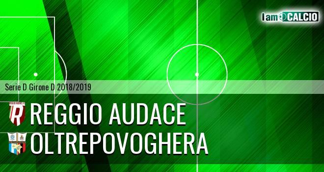 Reggio Audace - OltrepoVoghera