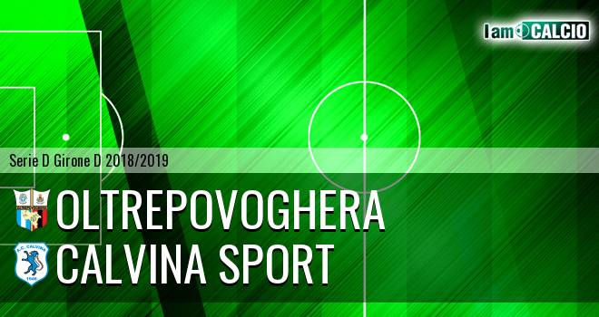 OltrepoVoghera - Calvina Sport