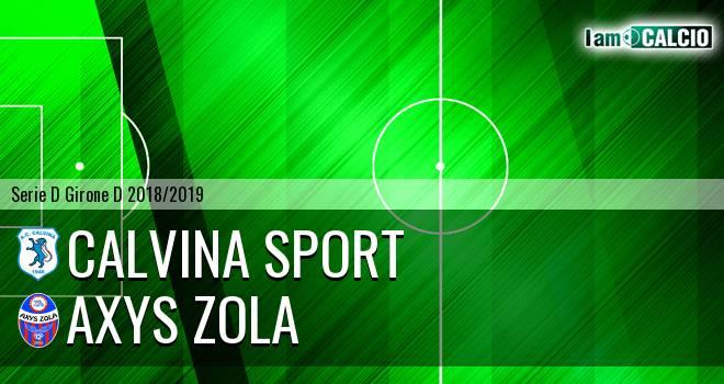 Calvina Sport - Axys Zola