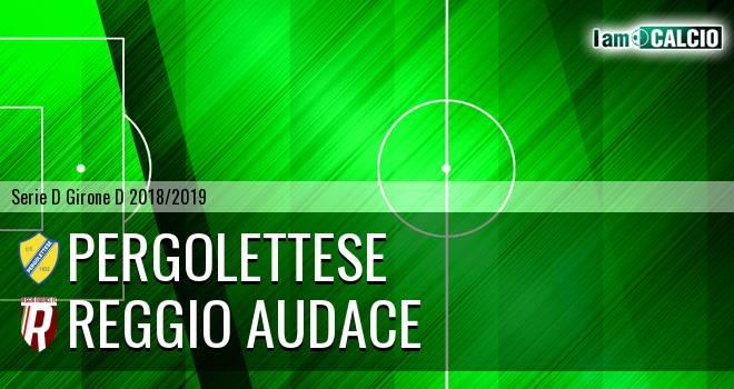 Pergolettese - Reggio Audace