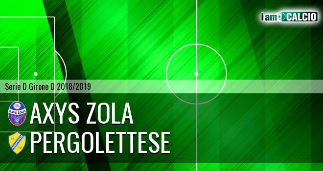 Axys Zola - Pergolettese