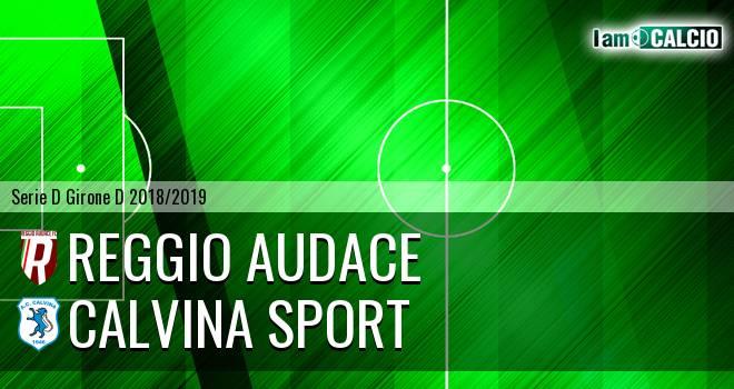 Reggio Audace - Calvina Sport