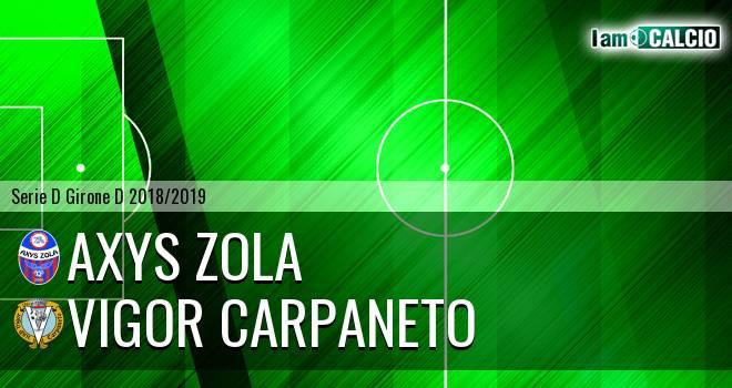 Axys Zola - Vigor Carpaneto