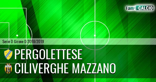 Pergolettese - Ciliverghe Mazzano