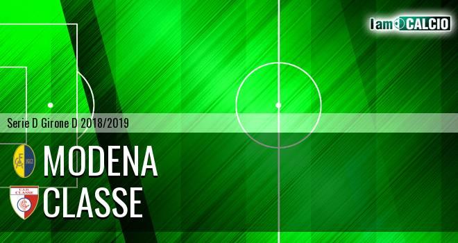 Modena - Classe