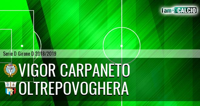 Vigor Carpaneto - OltrepoVoghera