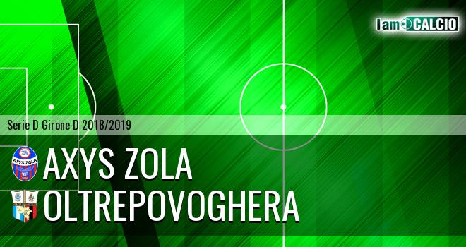 Axys Zola - OltrepoVoghera