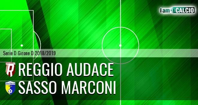 Reggio Audace - Sasso Marconi