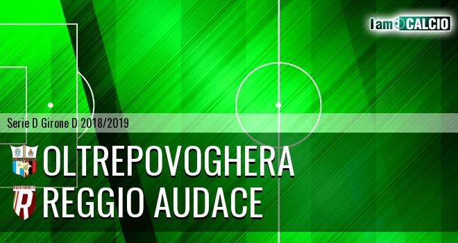 OltrepoVoghera - Reggio Audace