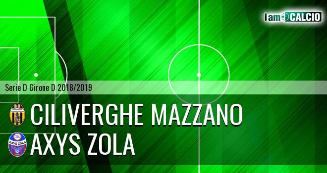 Ciliverghe Mazzano - Axys Zola