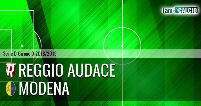 Reggio Audace - Modena