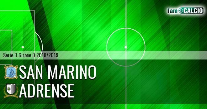 Cattolica Calcio SM - Adrense
