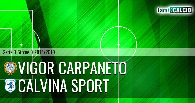 Vigor Carpaneto - Calvina Sport