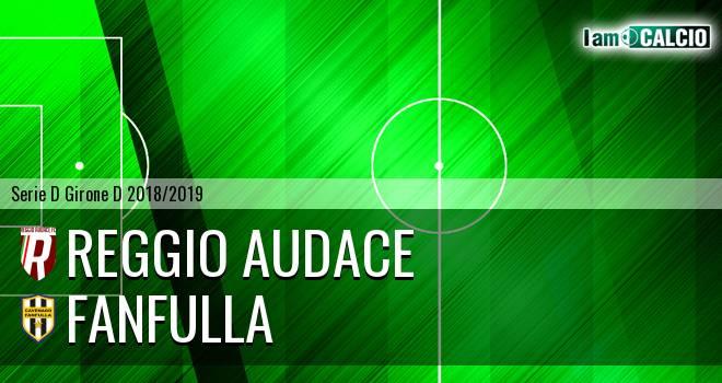 Reggio Audace - Fanfulla