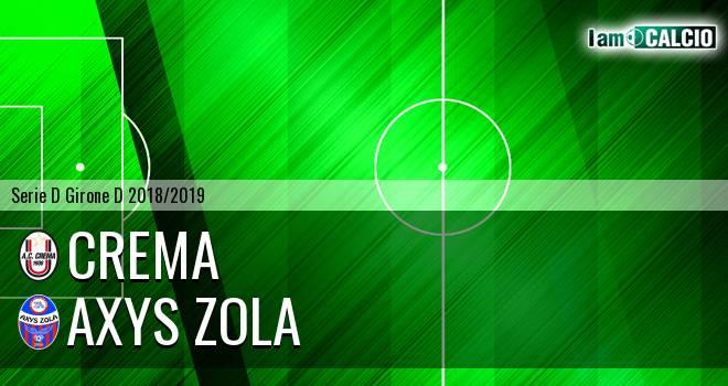 Crema - Axys Zola