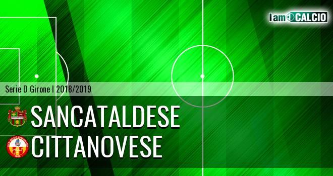 Sancataldese - Cittanovese